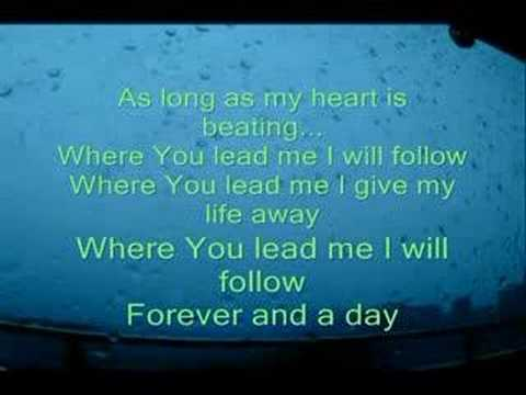 Mercyme - Where You Lead Me