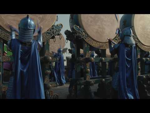 Ramin Djawadi - Soundtrack Featurette (The Great Wall OST)