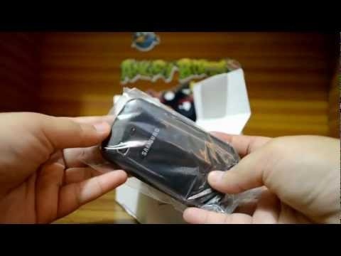 Samsung Galaxy Pocket GT-S5300 - Unboxing & Quick Look