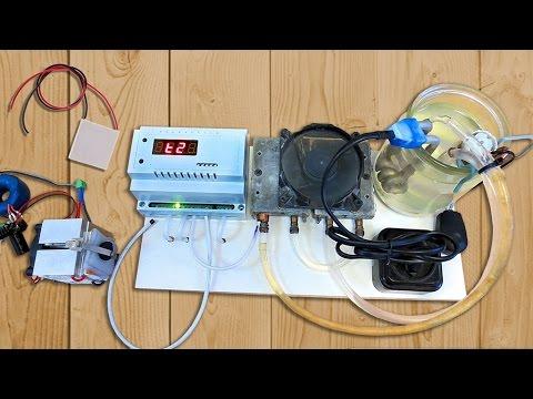 Электрический термостат своими руками