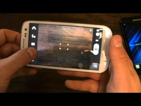 Samsung Galaxy S III LTE Hands-on - MobileSyrup.com