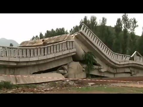 Десетте най-опасни пътища в Китай