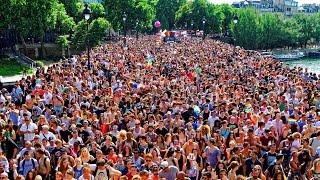 Gay Pride de Paris 2015: Le reportage vidéo