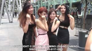 Photoshoot with Aylna Neo Florence Huirong Chua and Teti