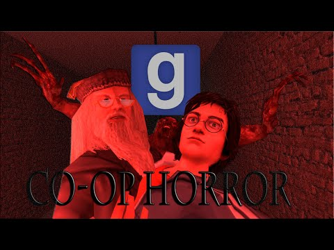SCARY POTTER! Garry's Mod Horror Map