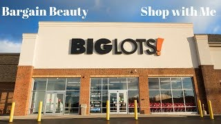 BIG LOTS SHOP WITH ME / 10/16/2017