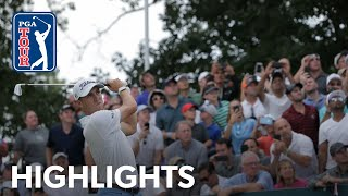 Justin Thomas' winning highlights from BMW Championship 2019