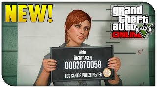 GTA 5 Online PS4 / Xbox One - NEW CHARACTER CREATION MENU! (All Features & Character Transfer)