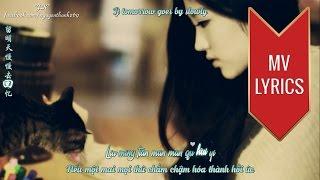 Wo Ai De Shi Ni (我爱的是你\You Are My Love) | Luo Lin (罗琳) | Lyrics [Kara + Engsub + Vietsub + Pinyin]