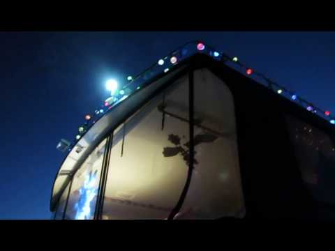 Cindy Warner SF Arts & Culture--Emeryville Marina Xmas Lights Winner 2016