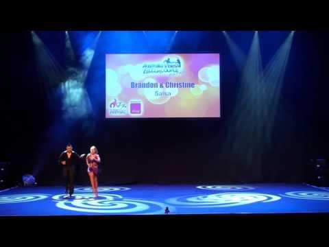 Sydney Latin Festival 2017 - BRANDON & CHRISTINE