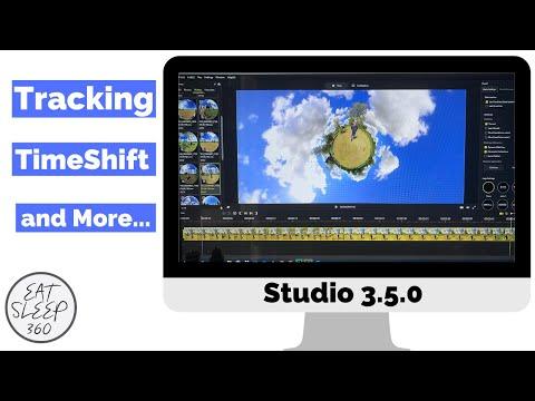 Insta360 Studio 3.5.0 Latest Updates - A Total Makeover