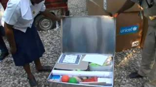 Unicef Aid For Haiti's Most Vulnerable