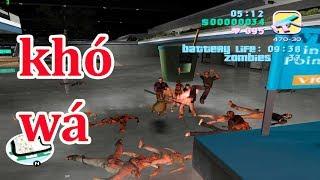 Cùng Tiêu Diệt Zombie Bằng Máy Bay Đồ Chơi / GTA VICE CITY LONG NIGHT / Tập 5