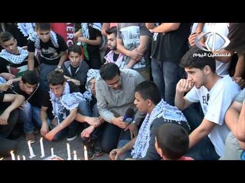 جهاد بركات - جزء من تغطية لوقفة شموع