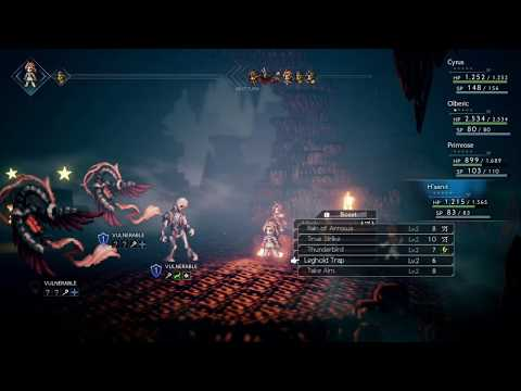 8 Minutes With Octopath Traveler On Nintendo Switch