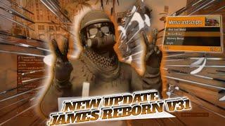 MOD MENU JAMES REBORN V31 {MENU COMPLETO} DEX&CEX BLES/BLUS + DOWNLOAD FREE