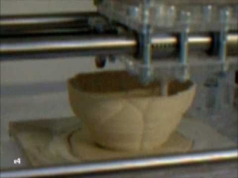 Ceramic 3D printing