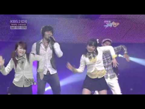 Kim Jong Kook - Don't Be Good To Me + This Is The Person [L] 100129 김종국