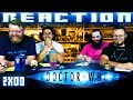 Doctor Who Christmas Special REACTION