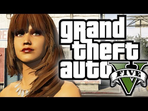Gta 5 - The Mystery Of Sapphire The Stripper (funny Moments In Grand Theft Auto V) video