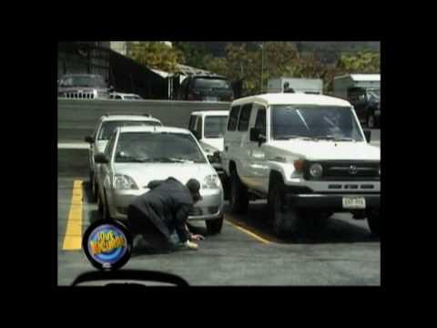 Que Locura- Ladron de Carros!!!