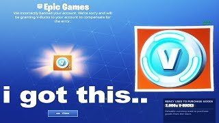 So Fortnite REALLY messed up..