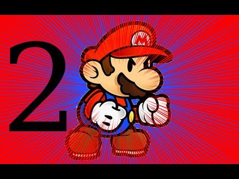 Paper Mario: The Thousand Year Door - : Part 2~ Heeeeeey Sexy Lady!