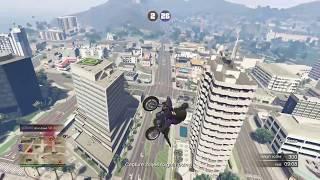 Grand Theft Auto V gameplay