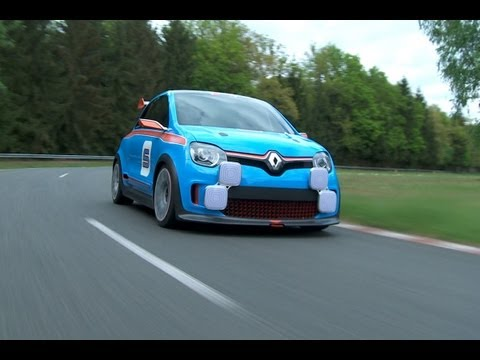 Reportage - Renault Twin'Run - English subs