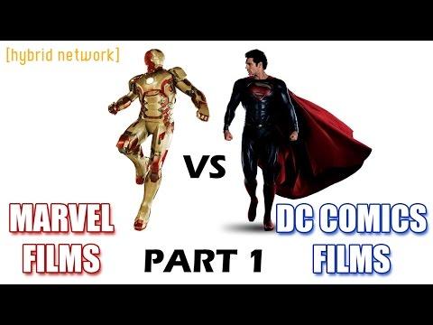 Marvel vs DC: Movie Universes w/JaeRoar, Z&T Comics, Comic Book Cast