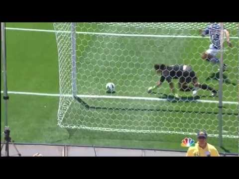 WNT vs. Canada: Hope Solo Save - June 30, 2012