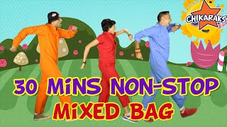 30 Mins - Mixed Chikaraks Bag - Baa baa black sheep and lots more