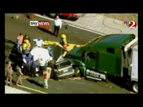 52 hurt in 47-car pile up on highway in Florida - Worldnews.