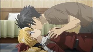 Top Best And HOTT Anime Kiss Scenes