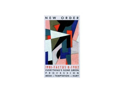 New Order - Factus 8 [Full EP]