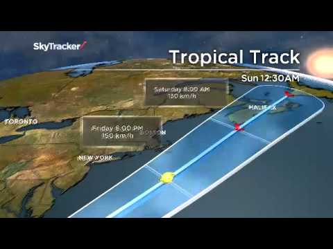 What Hurricane Arthur  will unleash on Atlantic Canada
