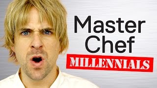 MASTERCHEF MILLENNIALS
