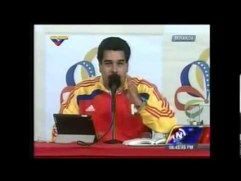 """""""La multiplicación de los penes"""", el último desliz de Maduro que revoluciona las redes sociales"""