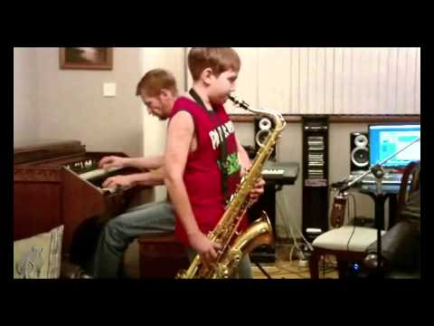 Sheikh of Araby tenor sax Video
