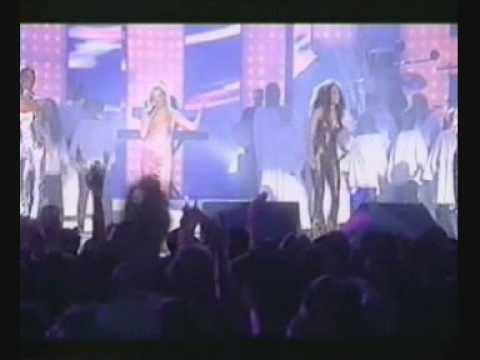 Spice Girls - Goodbye (live At Brit Awards) video