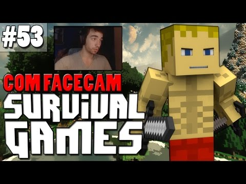 Minecraft Survival Games #53 O REI DO PVP ! C/Facecam