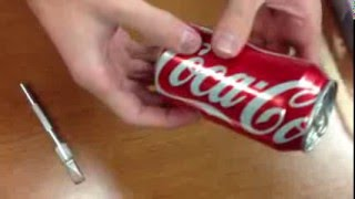 DIY Cheap and easy-ish Soda Can Stirling engine
