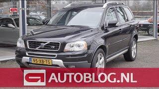 Mijn auto: Volvo XC90 V8 van Michiel