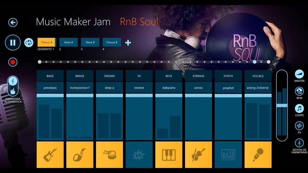 music maker jam cracked apk