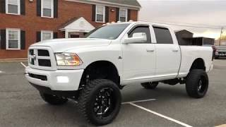 2012 dodge ram 2500 cummins diesel lifted truck at dlux motorsports fredericksburg virginia
