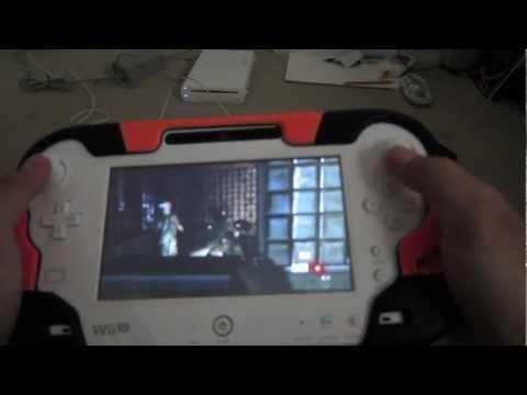 Wii U Black Ops 2 Zombies On Gamepad HD!!!