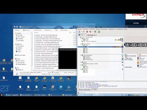 Reproducir música (WMP) en Teamspeak 3