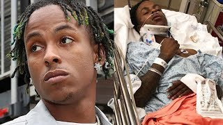 Rich The Kid Finally Responds to Robbery and Says Tori Brixx Didn