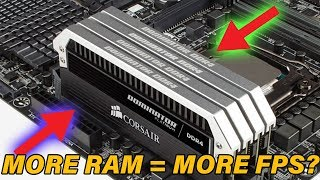 Does More RAM Give You More FPS?